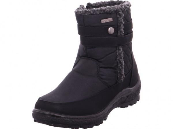 hengst Damen Stiefel Boots Tex wasserdicht warm schwarz 892611-801