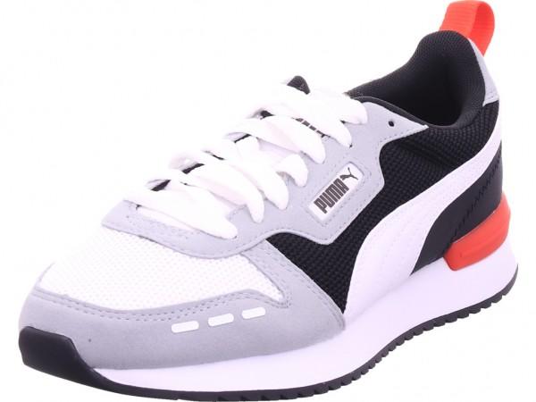 Puma Puma R 78 Jr Unisex - Erwachsene Sneaker grau 373616