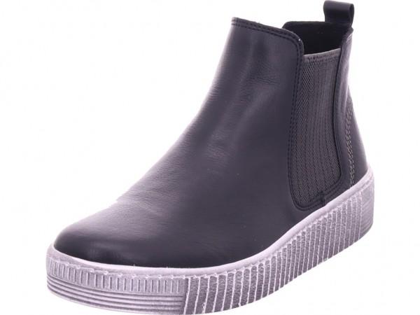 Gabor Damen Stiefel Stiefelette Boots elegant schwarz 53.731.27