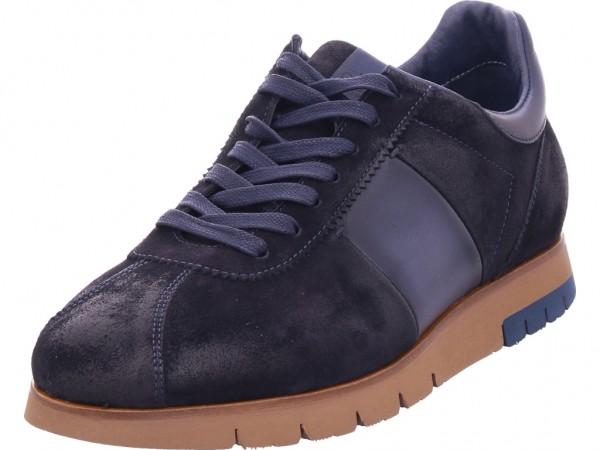 Giorgio CROSTA TORINO Herren Schnürschuh Halbschuh sportlich Sneaker blau 2920901