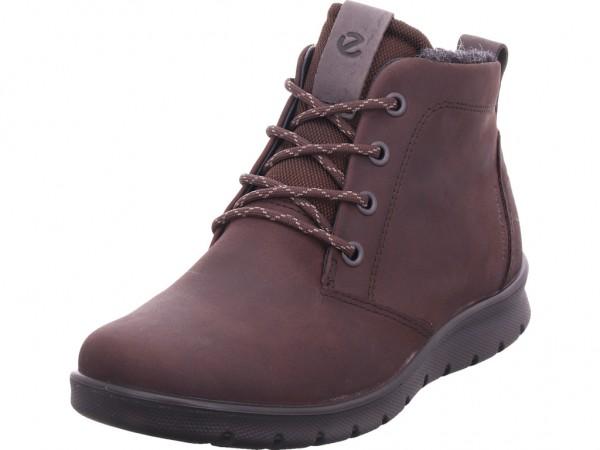 ecco Babett Boot Damen Stiefel Schnürer Boots Stiefelette zum schnüren schwarz 215613-51653