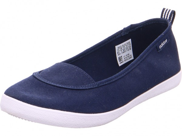Bild 1 - Adidas CLOUDFOAM QT VULC SO W Damen blau