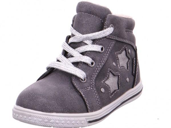 Pep Step Schnürstiefel - Mädchen Baby - Mädchen Stiefel schwarz 8531701-Black