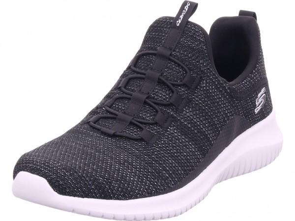 SKECHERS Sneaker schwarz 12840 BKW