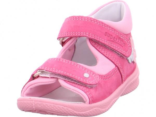 Legero Polly Minilette Mädchen Sandale Sandalette Sommerschuhe rot 2-00096-64