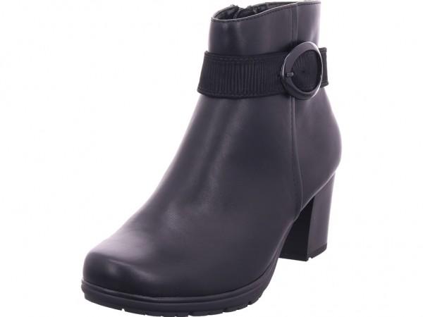 Jana Woms Boots Damen Stiefel Stiefelette Boots elegant schwarz 8-8-25382-23/001-001