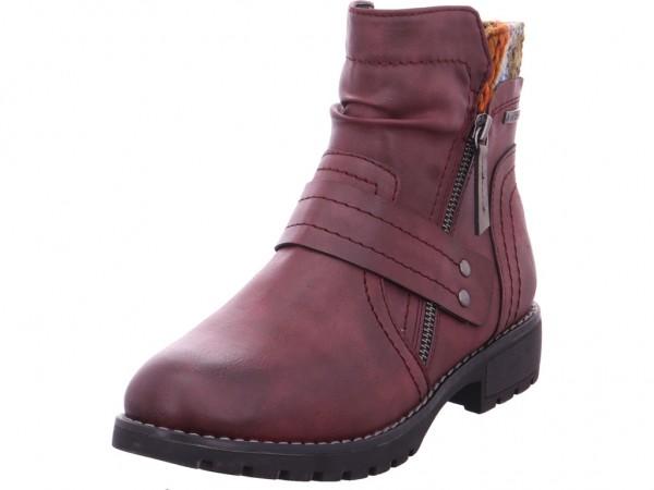 Jana Woms Boots Damen Stiefel rot 8-8-26420-21/549-549