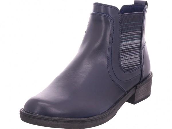 Tamaris Damen Stiefelette Damen Stiefel Stiefelette Boots elegant blau 1-1-25012-23/805-805