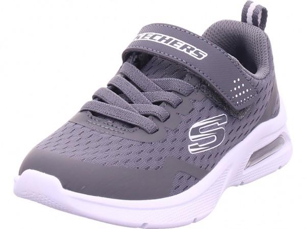 SKECHERS MICROSPEC MAX Jungen Sneaker grau 403775L