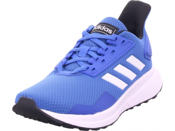 Adidas DURAMO 9 K,BLUE/FTWWHT/CBLACK Damen Sneaker blau BB7060