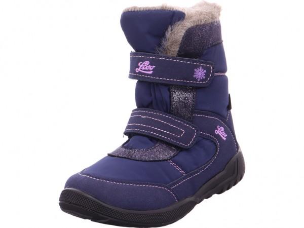 Lico Damen Stiefel blau 720299