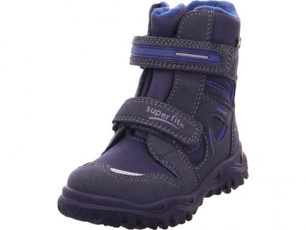 Legero Husky 2,blau/blau Jungen Stiefel blau 3-09080-80