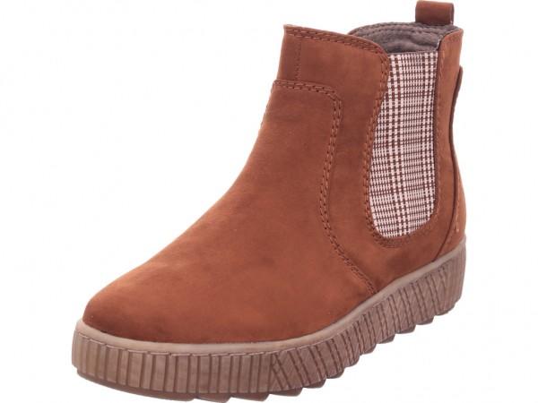 Jana Woms Boots Damen Stiefel Stiefelette Boots elegant braun 8-8-25461-25/328-328