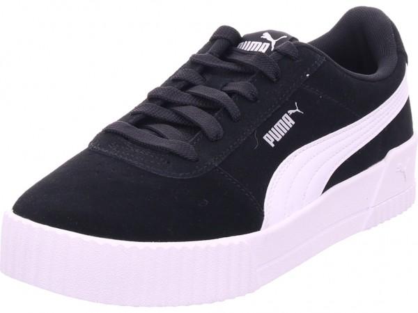 Puma Carina Damen Sneaker schwarz 369864