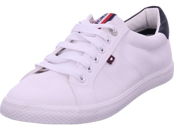 Tom Tailor Damen Stiefel weiß 8091001