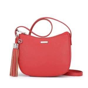 Bild 1 - Tamaris Accessoires MAXIMA Crossbody Bag S Damen Tasche rot 2848191-533