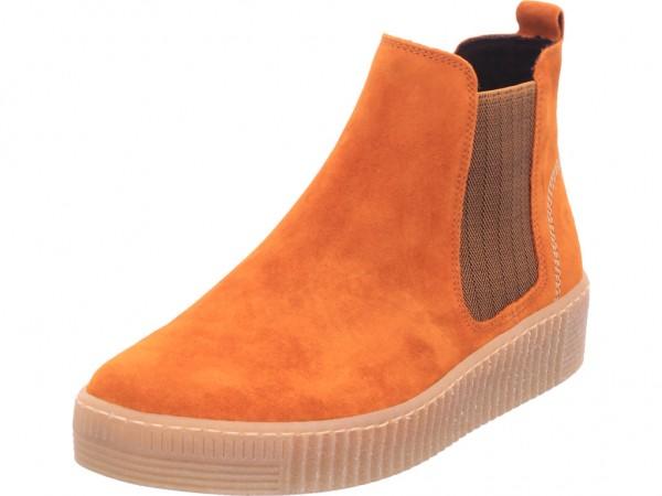 Gabor Damen Stiefel Stiefelette Boots elegant gelb 53.731.13