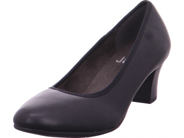 Jana Woms Court Shoe Damen Pump schwarz 8-8-22463-22/001-001