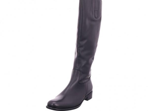 Gabor Damen Stiefel lang Overknees Boots Langschaft schwarz 31.649.27
