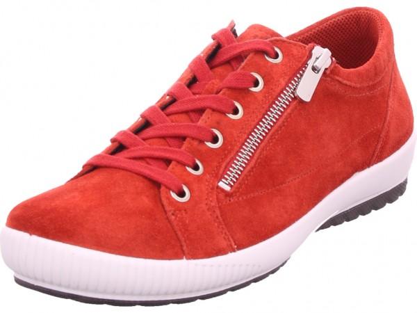 Legero Damenschuhe LK \ TANARO 4.0 Damen Halbschuh Sneaker Sport Schnürer zum schnüren rot 0-600818-5000