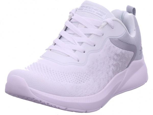 SKECHERS Damen Sneaker weiß 117010 WHT