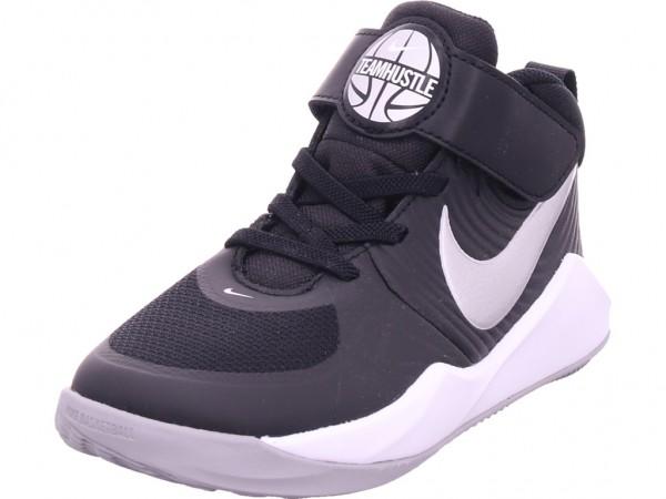 Nike Nike Team Hustle D9 Little Kid Jungen schwarz AQ4225
