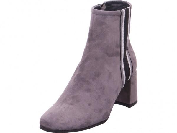 MARIPE Damen Stiefel Stiefelette Boots elegant grau 27655