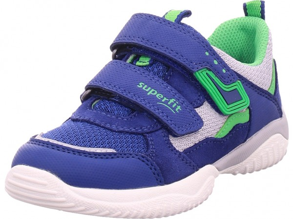 Legero Schuh Textil \ STORM Jungen Halbschuh blau 0-606382-8100