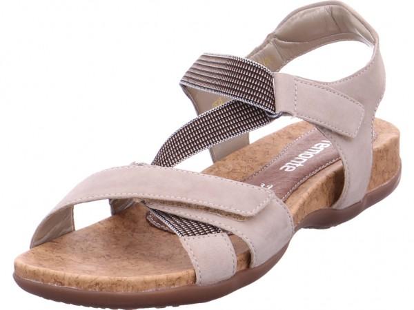 Remonte Sandale Sandalette Sommerschuhe grau R3257-42