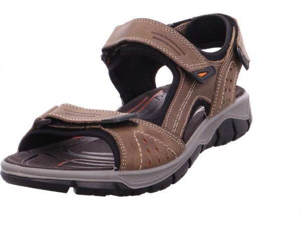 imac Herren Sandale Sandalette Trekking braun 104440