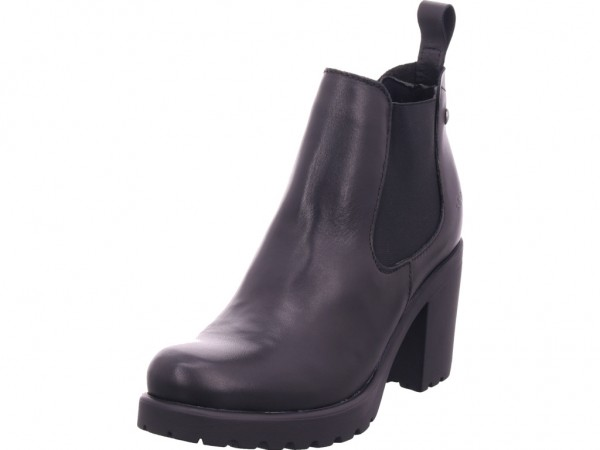 s.Oliver Woms Boots Damen Stiefelette schwarz 5-5-25410-23/001-001