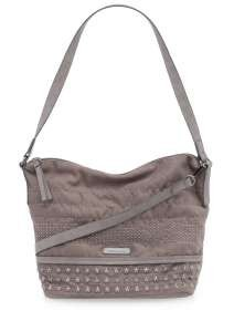 Bild 1 - Tamaris Accessoires JASMINE Hobo Bag S Damen grau