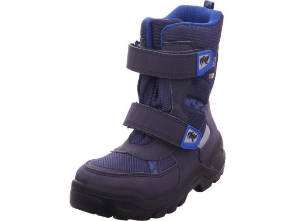 Lurchi 33-30313-82 Jungen Moonboots blau 1015424