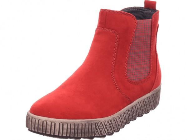Jana Woms Boots Damen Stiefel Stiefelette Boots elegant rot 8-8-25461-25/555-555