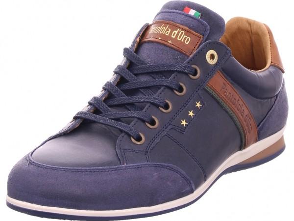 Pantofola d´Doro Herren Schnürschuh Halbschuh sportlich Sneaker blau 10193025