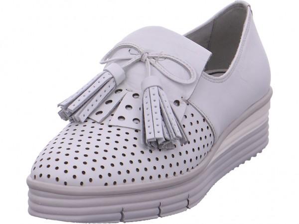 Tamaris Da.-Slipper Sneaker Slipper Ballerina sportlich zum schlüpfen weiß 1-1-24720-20/100-100