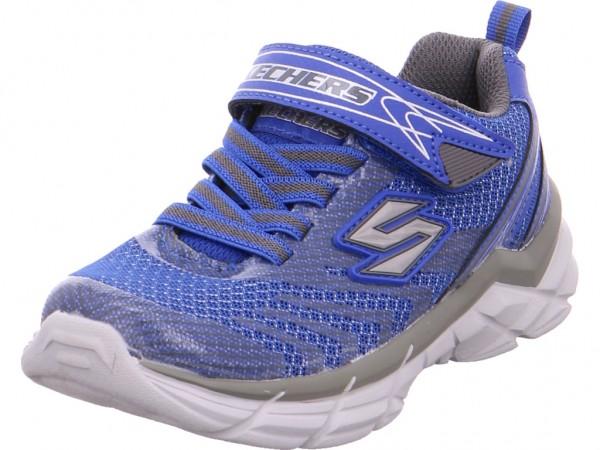 Bild 1 - SKECHERS Jungen Sneaker blau 95240