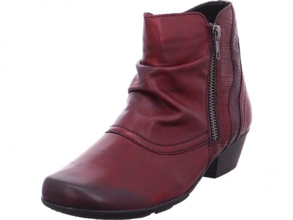 Remonte Damen Stiefelette rot D7362-35