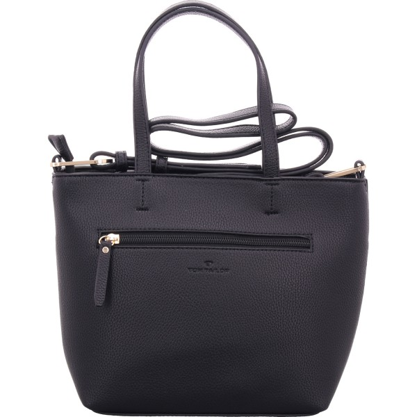 Tom Tailor HANNA Shopper Damen Tasche schwarz 26028-60