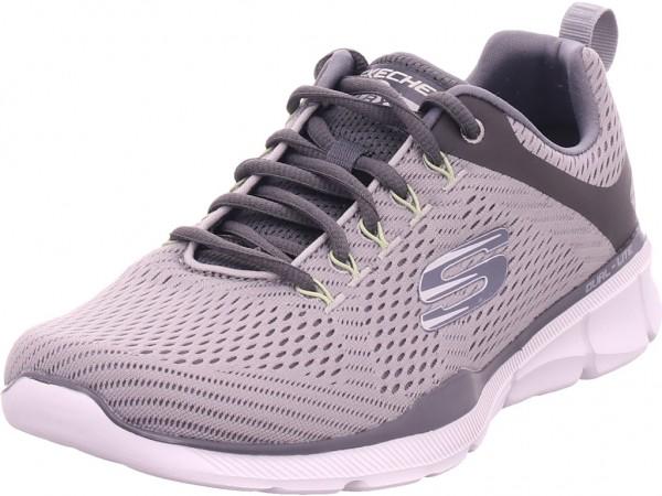 SKECHERS EQUALIZER 3.0 - Herren Sneaker grau 52927 GYCC