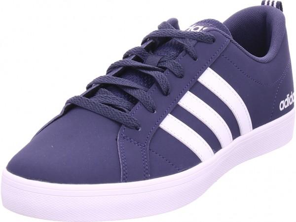 Adidas VS PACE Herren Schnürschuh Halbschuh sportlich Sneaker blau EF2369