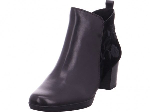 Marco Tozzi Da.-Stiefel Damen Stiefel Stiefelette Boots elegant schwarz 2-2-25319-21/096-096