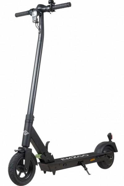 EM2GO Unisex - Erwachsene schwarz E-Scooter FW103ST