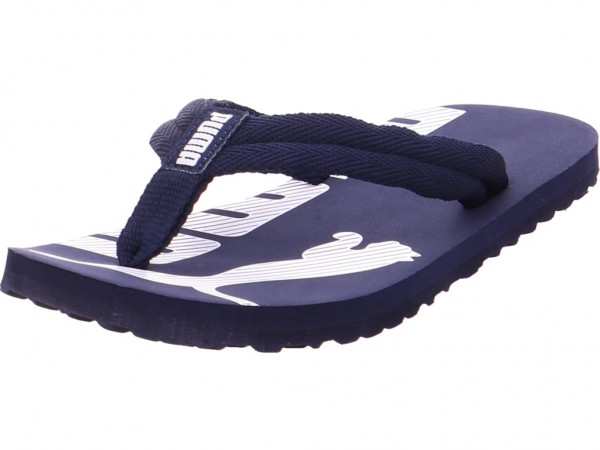 Puma Bade-Pantoletten He Damen Badeschuhe blau 360248/11