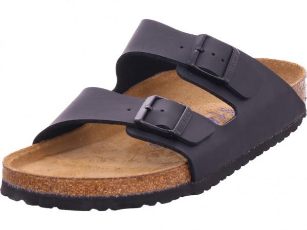 Birkenstock Herren Pantolette Sandalen Hausschuhe Clogs Slipper schwarz 551253
