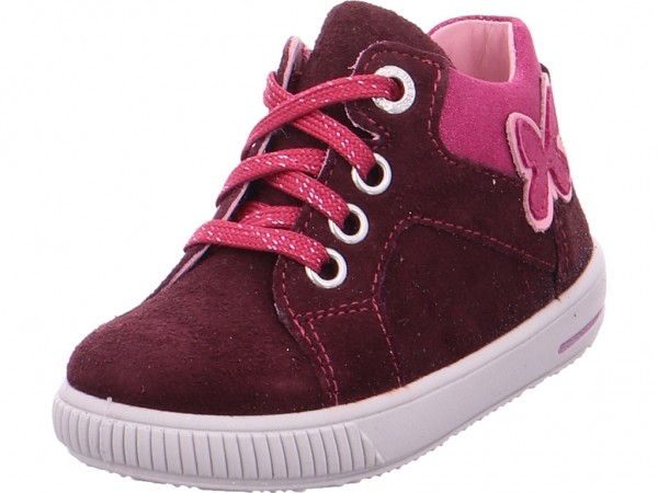 Legero Moppy,rot/rosa Mädchen Stiefel rot 3-09361-50