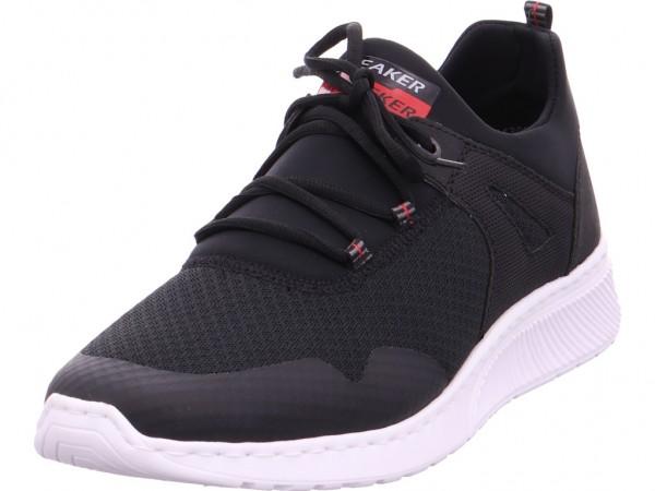 Rieker Sneaker schwarz B5050-00