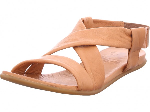 Mustang Damen Sandale Sandalette Sommerschuhe braun 8003802-307