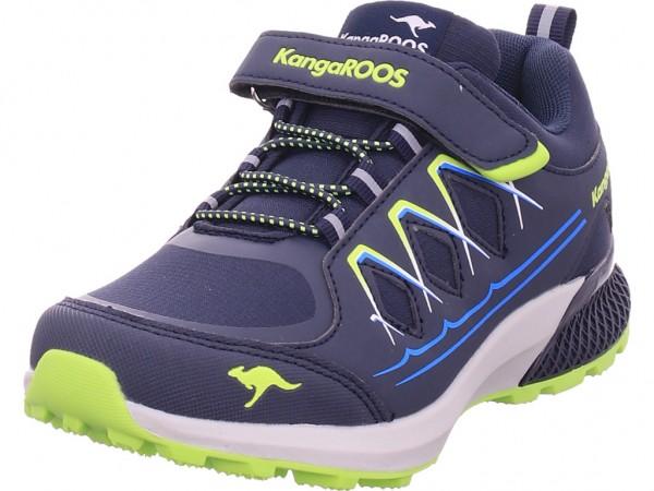 KangaRoos K-Sio EV Jungen Sneaker blau 18638/4054-4054
