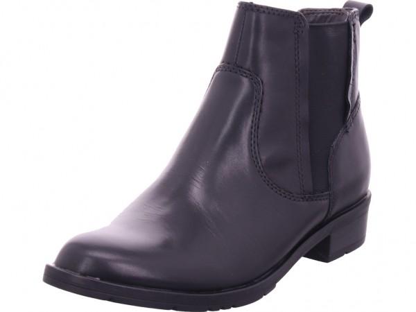 Jana Damen Stiefelette Damen Stiefel Stiefelette Boots elegant schwarz 8-8-25309-25/001-001